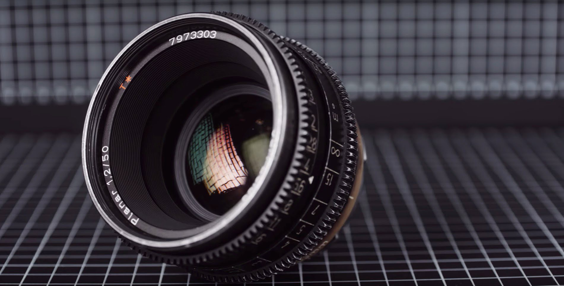 Legendary Contax Zeiss Super Speed Lenses