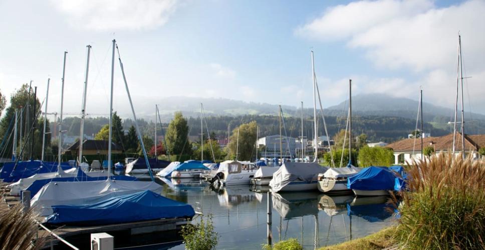 Korporation Pfäffikon – Bootsplätze