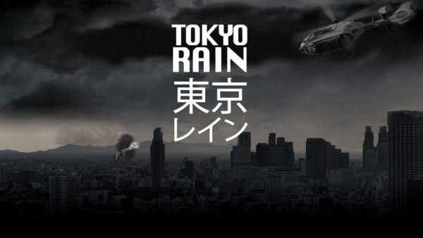 «Tokyo Rain» – Crowdfunding  campaign is live
