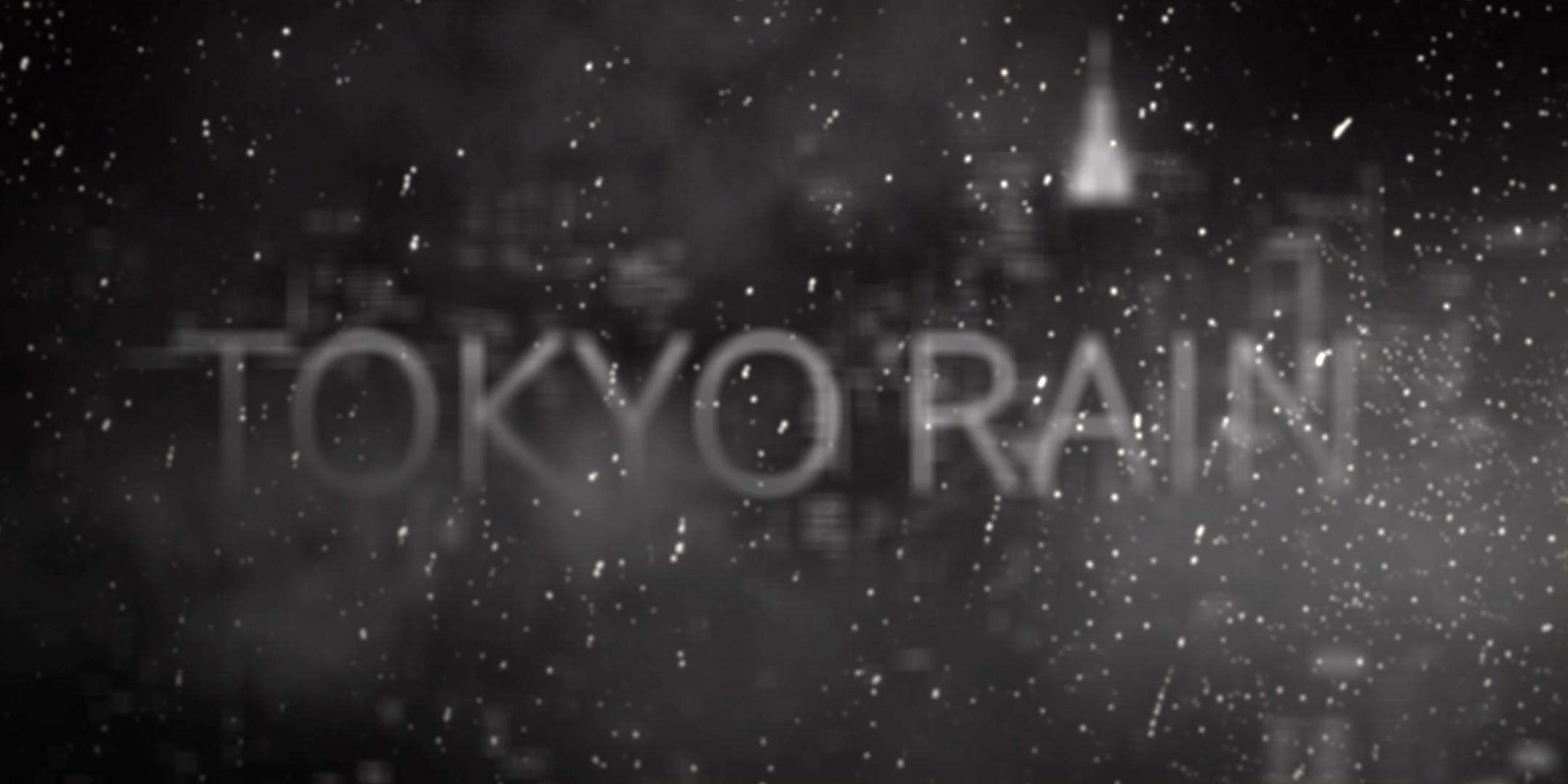 «Tokyo Rain» Trailer online